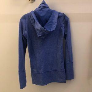 lululemon athletica Jackets & Coats - Lululemon blue jacket, sz 2, 68773